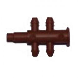 irrigation Diffuseur 4 sorties 4mm