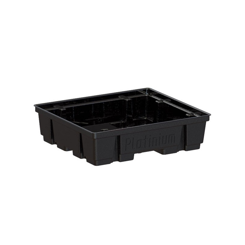 Tray Platinium Modular 40 , table de culture 4 pots de 15x15