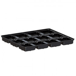 Tray Platinium Modular 80, table de culture 12 pots de 18x18