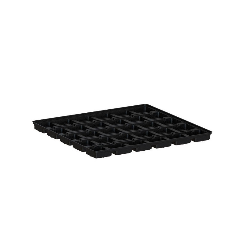 Tray Platinium Modular 120, table de culture 30 pots de 18x18 , 6 litres