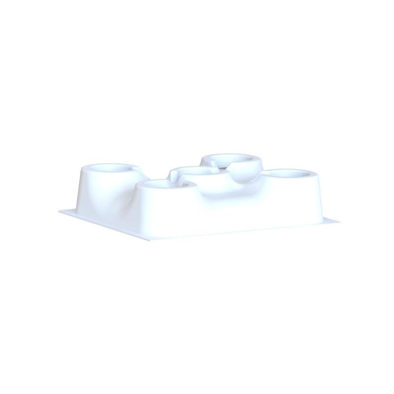 Platinium Modular Couvercle Top Aero 40 1 à 5 plantes