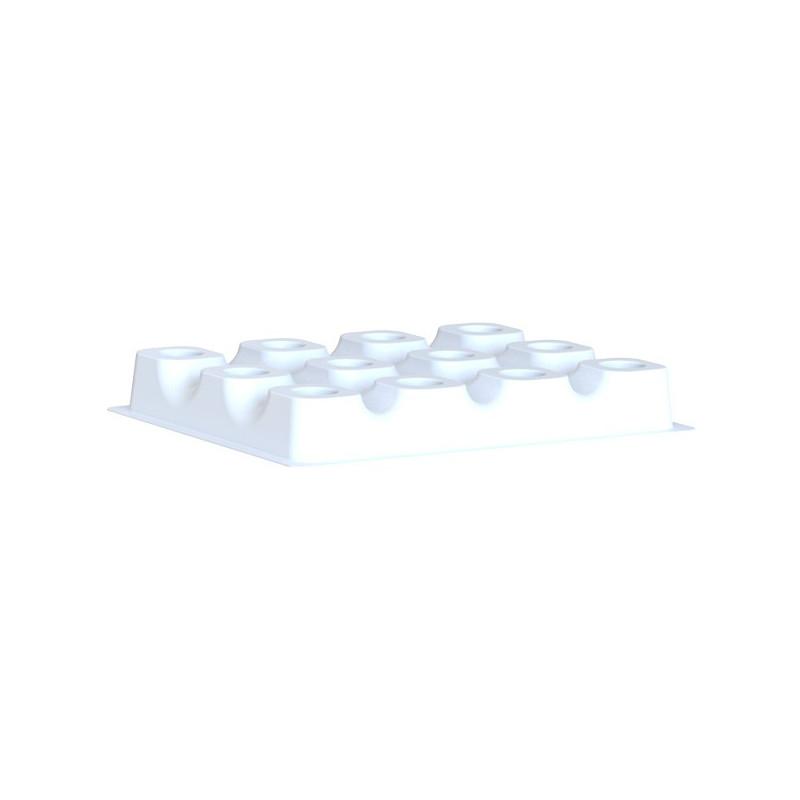 Platinium Modular 80 Couvercle Top Aero 12 plantes