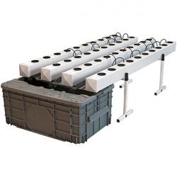 GHE AEROFLO 40 2,4 m² , systeme de culture aeroponique , general hydroponics