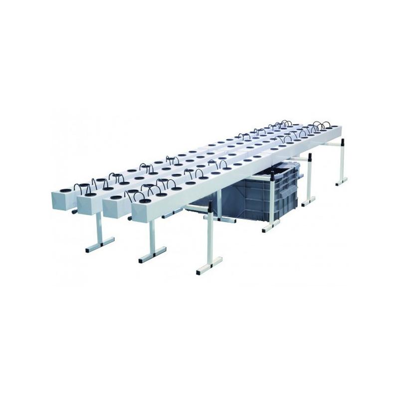 GHE AEROFLO 80 4,5 m² , système de culture aéroponique , general hydroponics