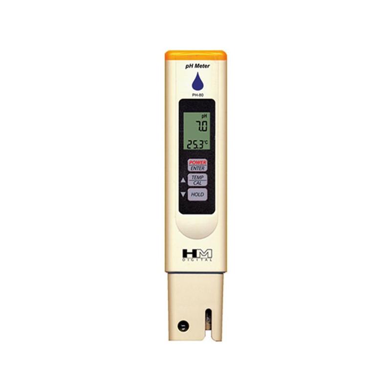 HM DIGITAL - pH mètre WATERPROOF pH 80 , testeur de ph , alcalinité