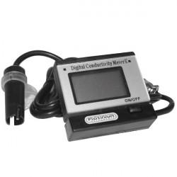 Platinium - Moniteur EC sonde continu (sonde interchangeable) , testeur ec , électro conductivité