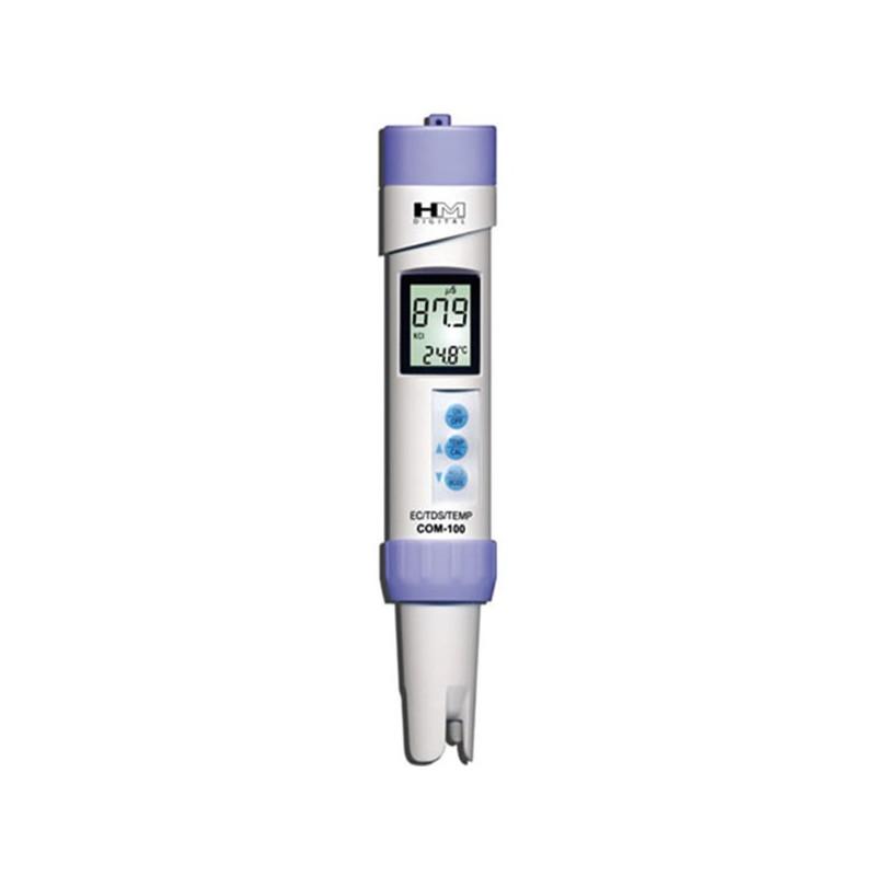 HM Digital - Testeur EC ( conductivité ) COM-100 EC (waterproof)