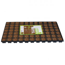 Cube de germination , bouturage Eazy Plug plaque 77 cubes