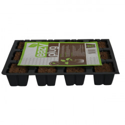 cubes de germination , bouturage Eazy Plug plaque 12 cubes