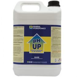 GHE PH UP 10L (2X5L) , augmente le ph de l'eau , general hydroponics