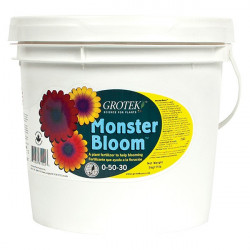 GROTEK MONSTER BLOOM 5 KG , booster pk floraison hydrosoluble