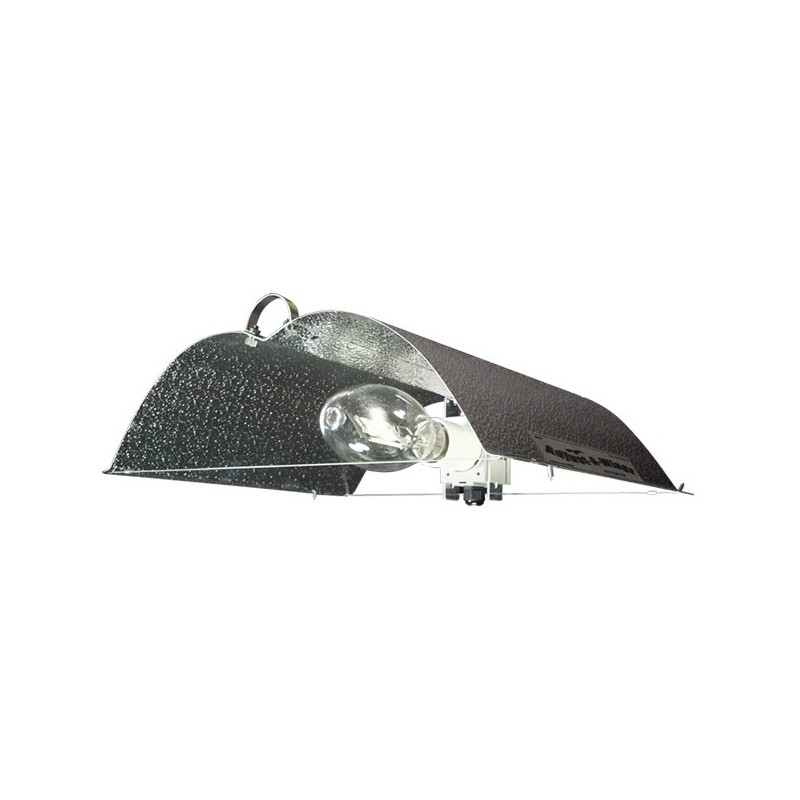 ADJUST A WINGS - REFLECTEUR ENFORCER SMALL + Douille E40 , pour hps ou mh 150 à 600w