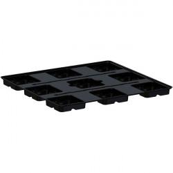 TRAY PLATINIUM 120 BIG POTS , 18 ou 25 litres pots au choix , modulable