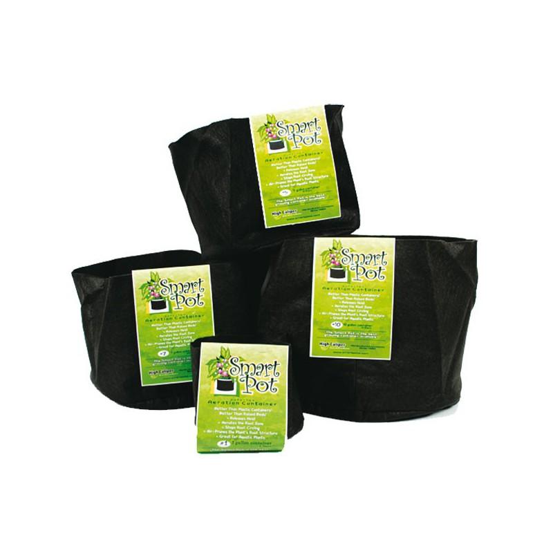 Hydroponique Racine Tissu Smart Pot Grow Sacs Plante Pochette Pots 1//5 Pcs GB