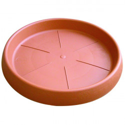 Coupelle pot ronde 25cm x 10pcs