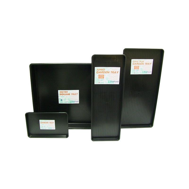 Garland TABLE de récupération 120x120x12cm-144L , table de culture , plateau , soucoupe pots