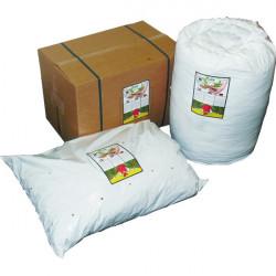 Agra-Wool - laine de roche RFX-1 LDR NATUREL VRAC 80L (en sac)