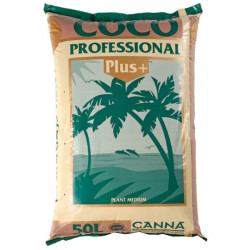 Canna Coco Plus 50ltr , fibre de coco haut de gamme