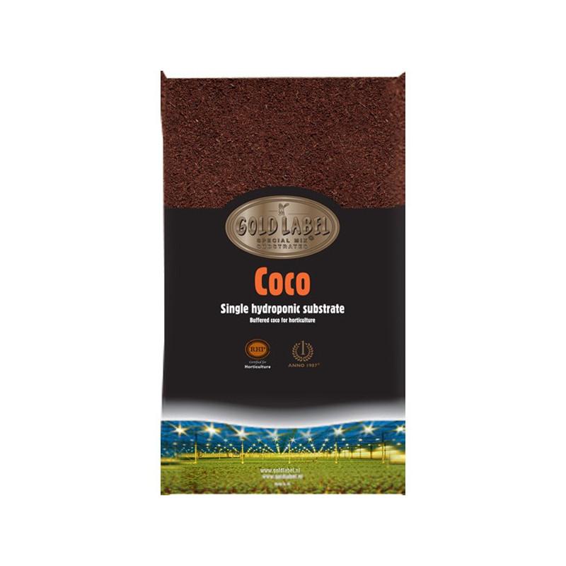 Gold Label Special Substrat Coco sac de 50L , fibre de coco