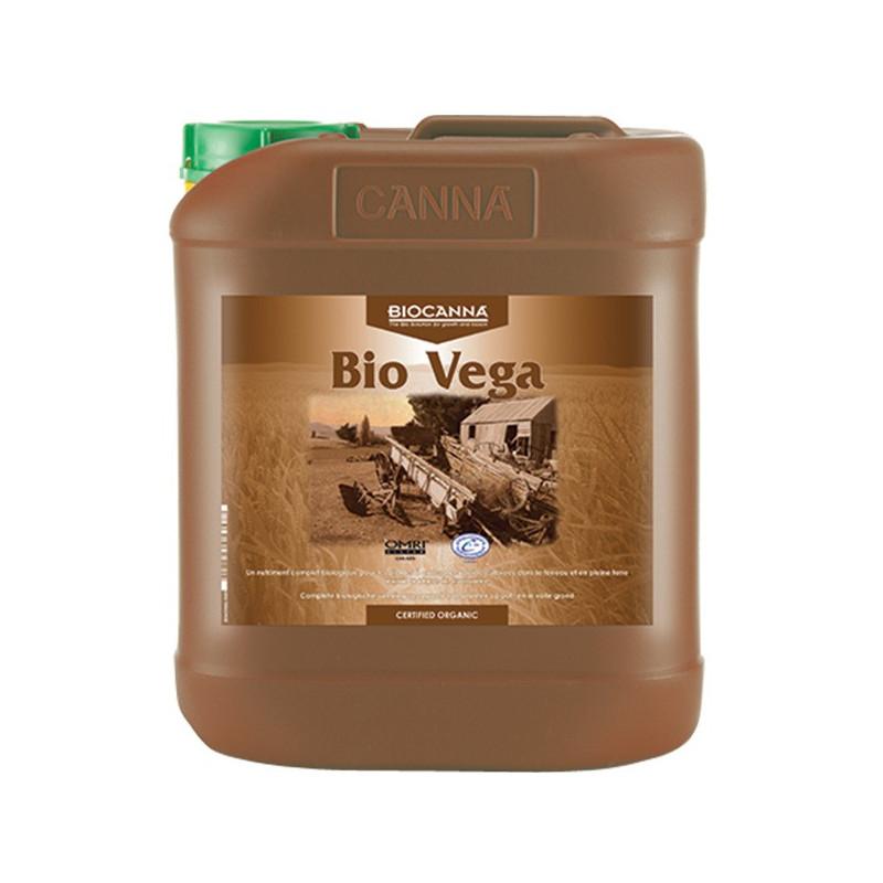 engrais de croissance biologique Bio vega 5ltr Biocanna ,