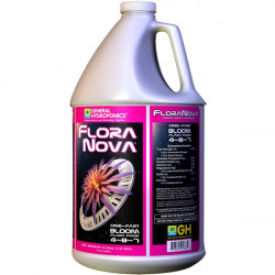 Terra Aquatica GHE - Flora Nova Bloom 3.79L / 1 GALON , engrais de floraison