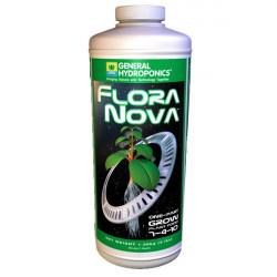 engrais de croissance GHE Flora Nova Grow 473 ML , general hydroponics