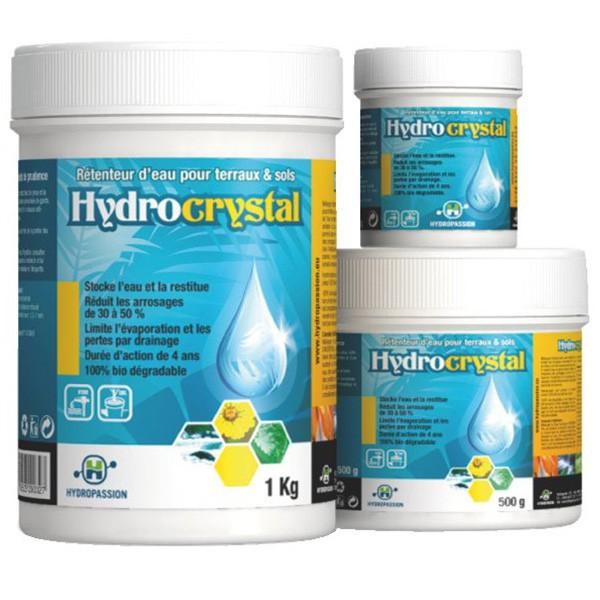Hydropassion - HydroCrystal 500g - hydrorétenteur