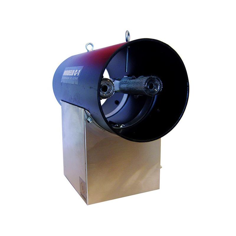Générateur d'ozones OZOTRES GENERATEUR C1 125x300mm 300m3/h