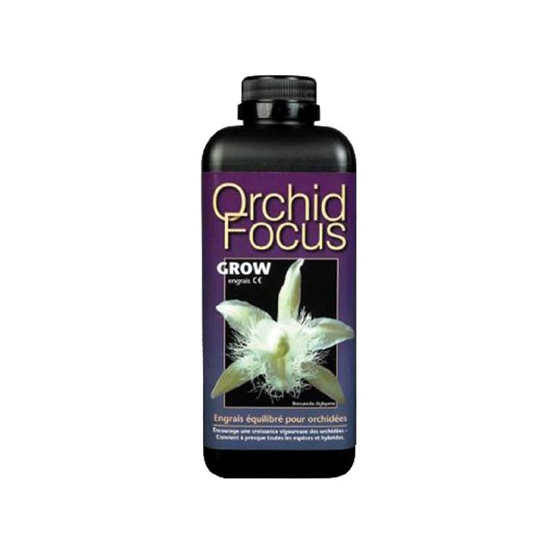 Engrais orchidée croissance Orchid Focus Grow 100ml