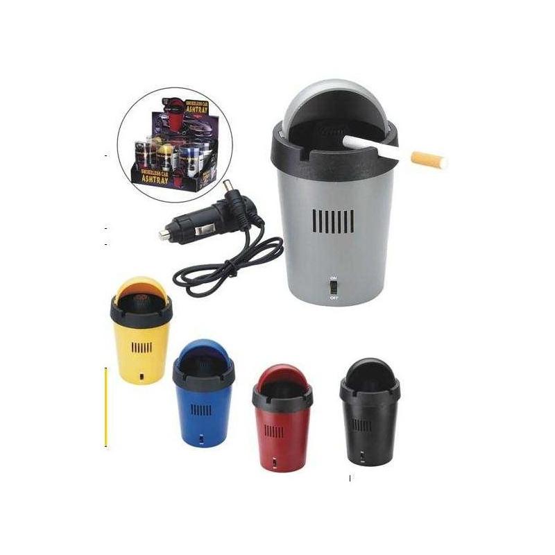 Cendrier électronique anti fumée - 6 pièces
