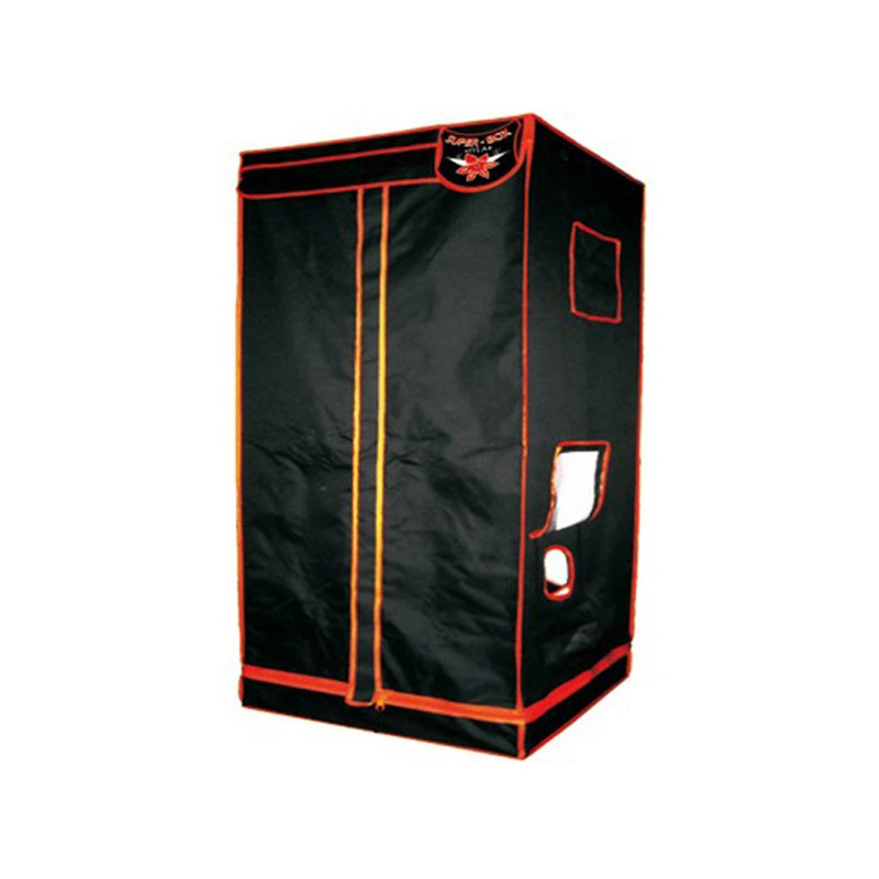 Superbox Chambre de Culture - Mylar Wide - 150X80X200 cm , armoire de culture