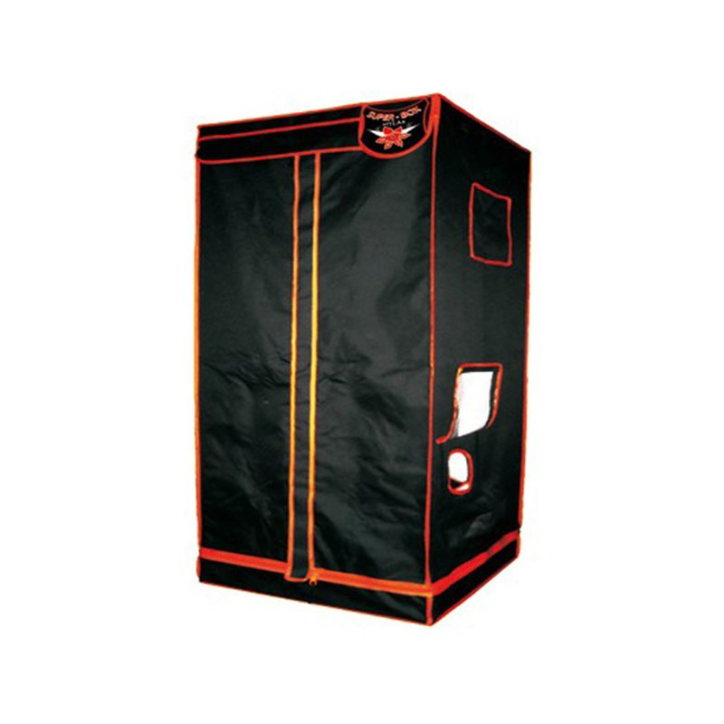 superbox chambre de culture mylar wide 150x80x200 cm armoire de culture superbox 167 20. Black Bedroom Furniture Sets. Home Design Ideas