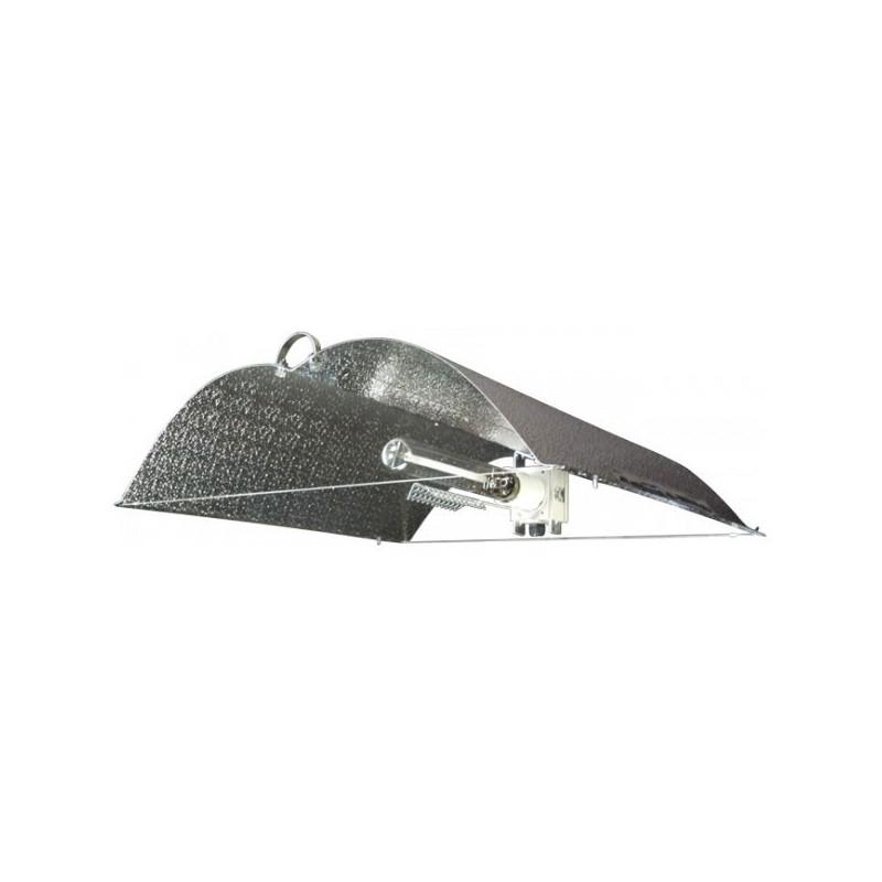 Adjust-A-Wings - Réflecteur ENFORCER Medium + Douille E40 , , pour hps ou mh 150 à 1000w