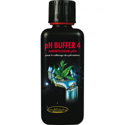 Buffer PH 4 250ml , solution de calibration testeur ph