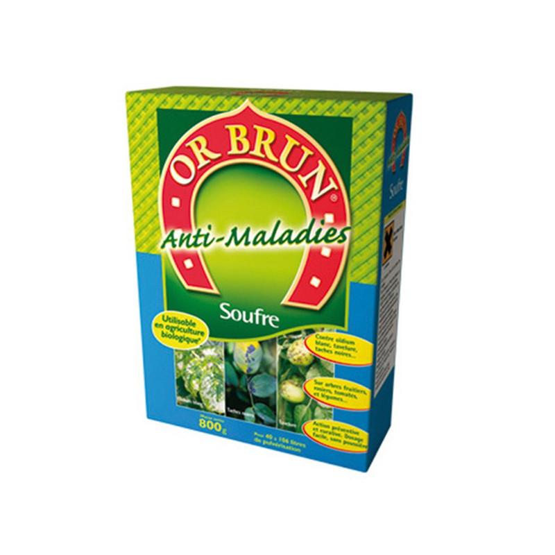 engrais Or Brun - Soufre 800g