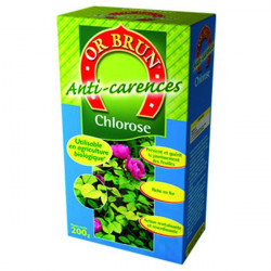 Or brun - Engrais anti-chlorose 200g