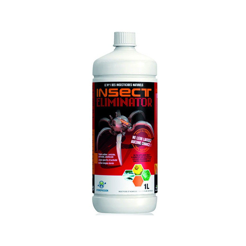 Hydropassion - Insect Eliminator 1L , prévention