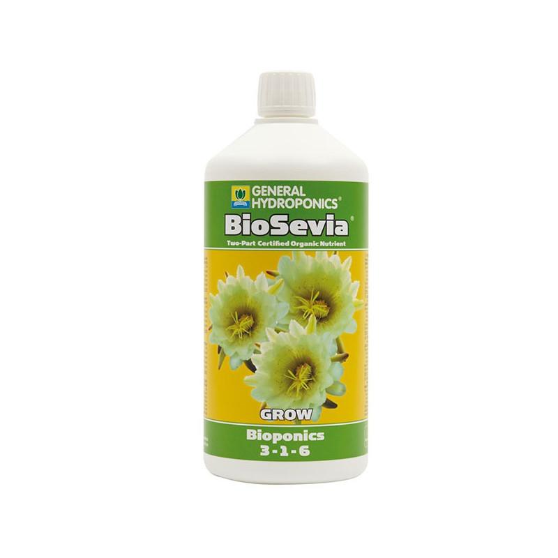 engrais de croissance bioponie BioSevia grow 500ml
