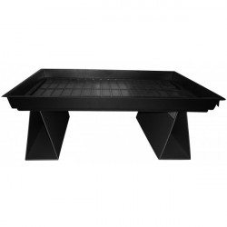 Lot de 2 pieds de support pour table DUMA