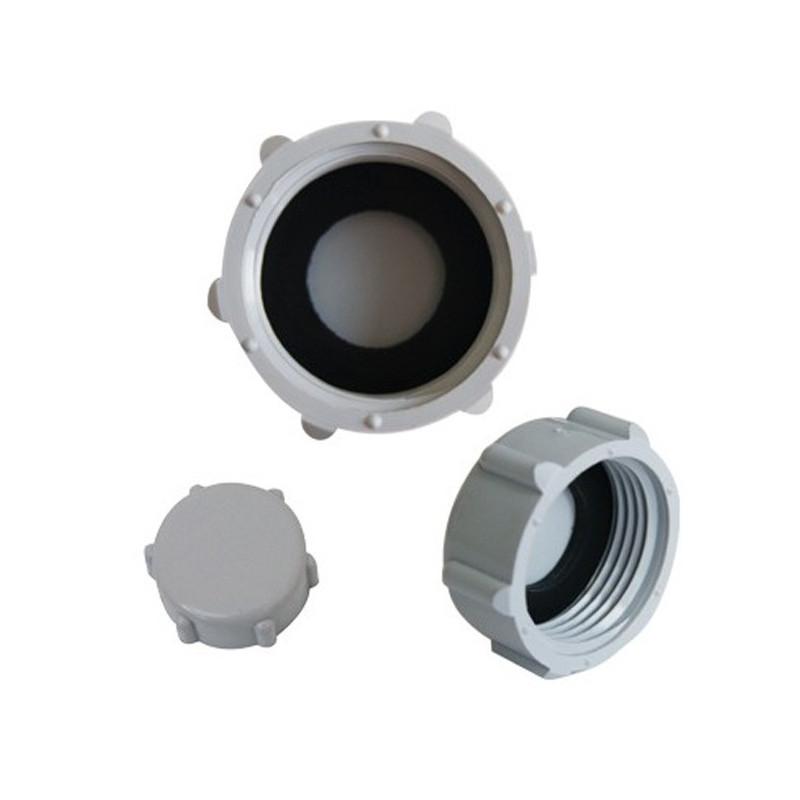 irrigation ,arrosage Siroflex bouchon + joint pour module Siroflex 3/4F (5035)
