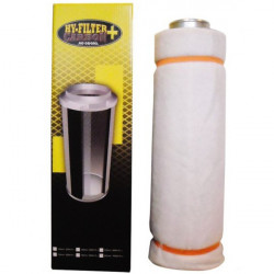 Filtre à charbon actifs HY-FILTER + V2 CARBON 250mm 1500m3/H