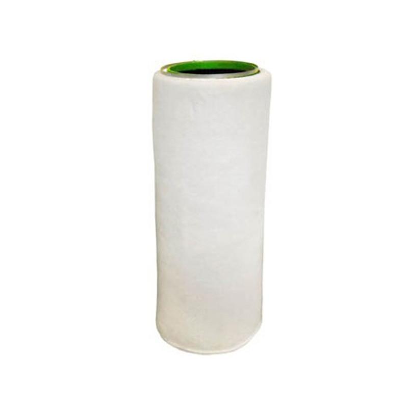 Filtre à charbon actifs souple et léger Green Filter - Filtre 250mm 2000m³/h CH19 DOUBLE COUCHE