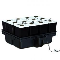 Platinium AeroStar 80 12 pots (80 x 80 x 39,5 cm) , système aéroponique