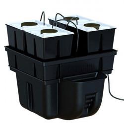 Platinium Hydroponics - AeroStar 40 4 plantes (40x40x36cm) , système aéroponique