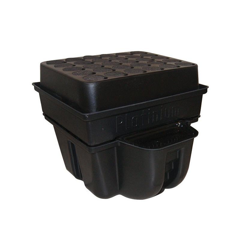 bouturage aéroponique Système SuperCloner 30 plantes , bouturette , Platinium Hydroponics -