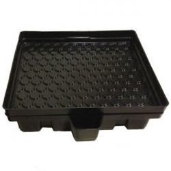 Platinium Ebb and Flow 1m² 100 x 99 x 27,5 cm, table à marée , système hydroponique