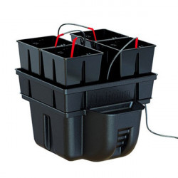 Platinium Hydroponics - HydroStar 40 4 pots (40x40x32cm) , système hydroponique
