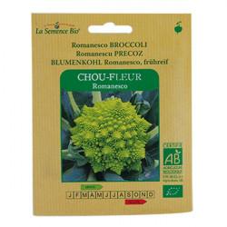 La Semence Bio - Chou fleur romanesco
