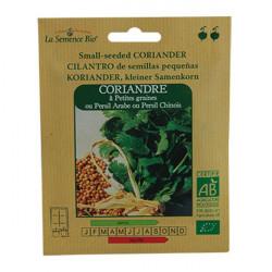 La Semence Bio - Coriandre à petites graines