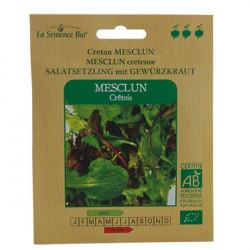 La Semence Bio - Mesclun crétois